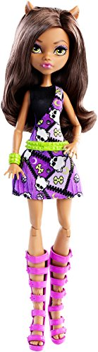 Monster High Clawdeen Wolf Doll -