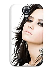 Hot BjsBsKN1628ESNHu Case Cover Protector For Galaxy S4- Demi Lovato