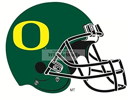 Team Color One Size NCAA Oregon Ducks Character Mascot 12 Tall Primary Wall Cling