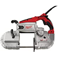 Milwaukee 6238N Deep Cut Band Saw - Ac/Dc With Case Basic Info