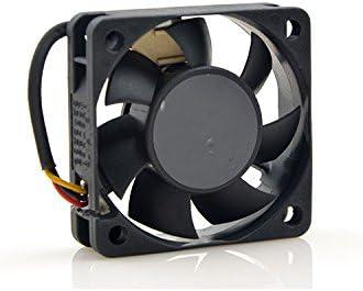 MEOLY Meglev Fan Cooling Fan KDE2405PHV1 DC Brushless Fan 24V 1.5W 3 Wire Connector Graphics Card Fan 505015 MM