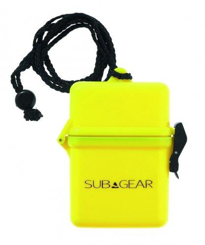 Subgear Drybox Mini Dry neon-gelb