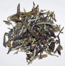 Organic Fujian White Peony Tea Leaves - Gourmet White Teas - 1 Pound ()