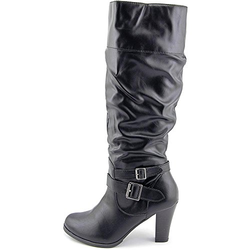 Toe Black Rudyy Womens Knee Closed amp; Style High mHxz8r75dH Boots Fashion qvxOXPB
