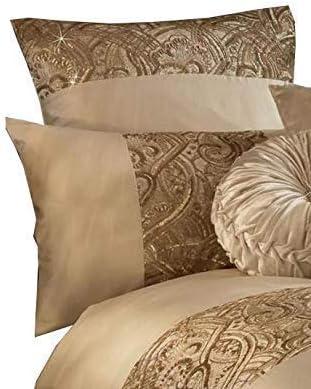Kylie Minogue Marnie Gold Pillowcase