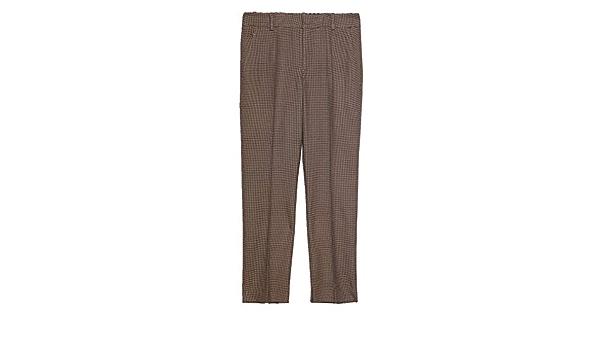 Zara 7149/242/746 - Pantalones de Chino, para Mujer - Marfil ...