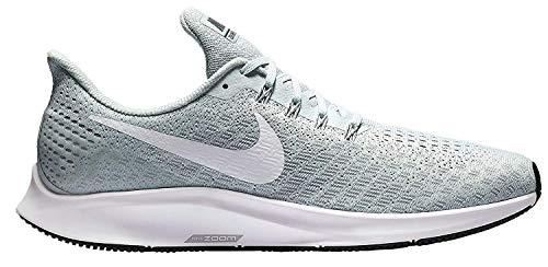 Nike Men's Air Zoom Pegasus 35 Running Shoe Pure Platinum/White/Wolf Grey 6.5 M US