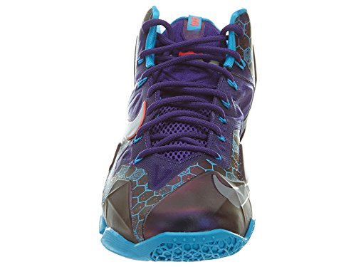 Nike Lebron Xi Hommes Chaussures De Basket-ball Style: 616175-500 Taille: 10 M Us