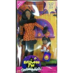 Barbie and Kelly dolls Halloween Fun giftset