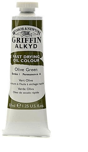 winsor-newton-griffin-alkyd-oil-colours-olive-green-2-pcs-sku-1837254ma