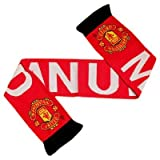 Manchester United FC Authentic EPL Man U Scarf