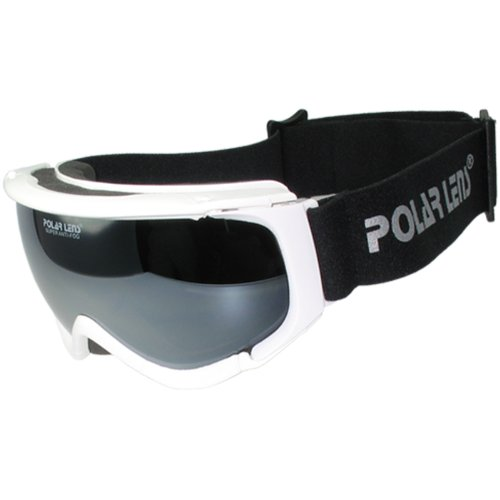 Polarlens Eyewear PG6 Ski Goggles with Reflective Flash Mirror - Goggles Designer