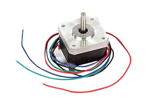 SainSmart NEMA 17 Stepper Motor 1.5A-2.5A for 3D Printer Reprap Makerbot Prusa CNC Router by SainSmart