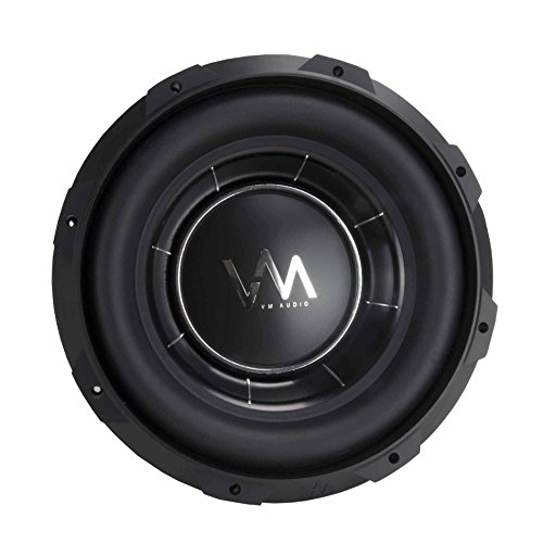 VM Audio Encore 12 Inch 3000W DVC Competition Car Audio Power Subwoofer...