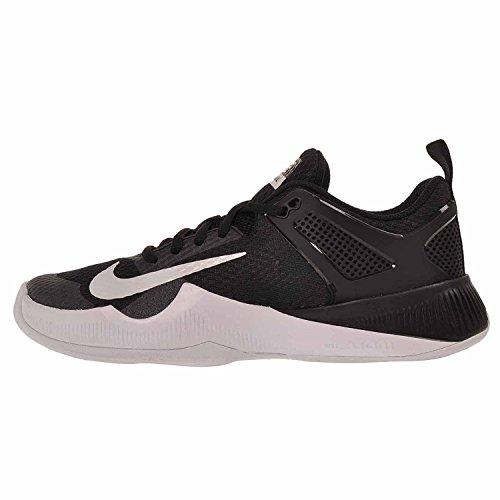 hot sale online cbd49 91fe4 Nike Air Zoom Hyperace Volleyball Schuhe Schwarz-Weiss