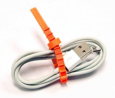 UT Wire - Reusable Q-Knot Cable Ties