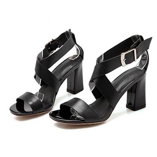 Sandali neri per donna Magideal f6zQHi