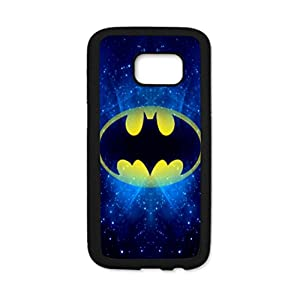 Art Super Hero Pattern Designed Case Cover for Samsung Galaxy S7 Edge Only at Gotham City Store