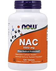 NOW Foods - NAC - 120 Tablets