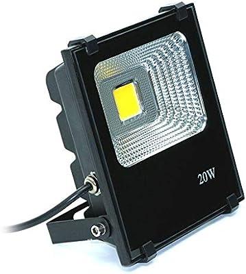 Xien Foco LED Proyector,20W Luz De Color Verde Árbol De Paisaje ...
