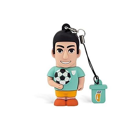 Professional USB - Memoria USB, modelo futbolista ...