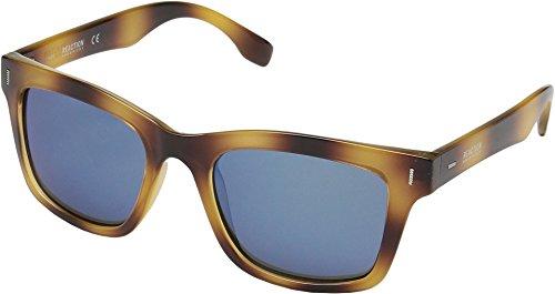 Kenneth Cole Reaction Unisex KC2778 Coloured Havana/Blue Mirror One Size