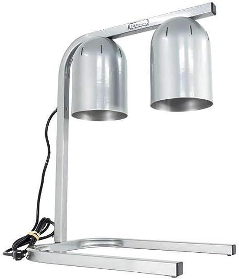 Amazon Com Nemco Two Bulb Freestanding Heat Lamp 120v Electric Countertop Burners Kitchen Dining