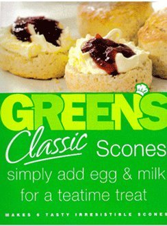 Green's - Scones Mix - 280g