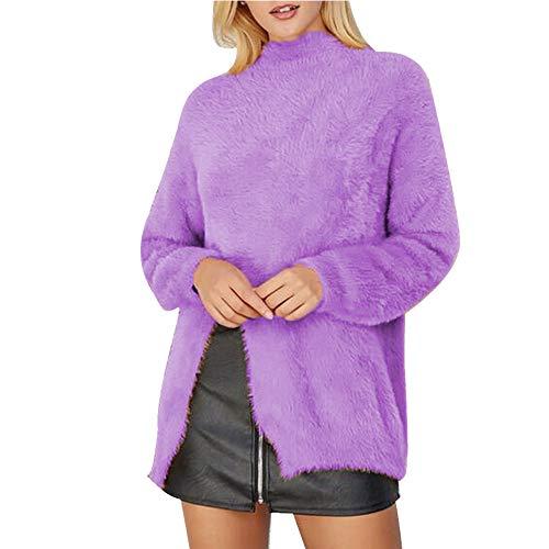 Women's Winter Sweaters,Sunyastor Fashion Long Sleeve Pullover Coat