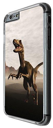 1319 - Cool Fun Trendy cute kwaii dinosaur t-rex brachiosaurus prehistoric stegosaurus raptor (3) Design iphone 5C Coque Fashion Trend Case Coque Protection Cover plastique et métal - Clear