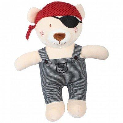 Tuc Tuc Piratas - Peluche Bebe Osito Suave / Baby Bear Boy ...