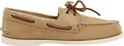 occhielli mocassini Sider Beiges Oxford A Sperry due modello da O uomo Top a qIwRfxRz5