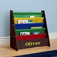 Personalized Dibsies Kids Bookshelf