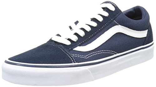 Vans Herren UA Old Skool Sneaker Blau (Dress Blues/true White)