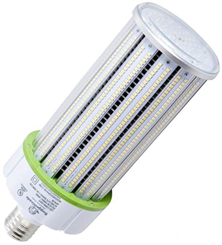 150 Watt E39 LED Bulb -21,892 Lumens- 4000K -Replacement for Fixtures HID/HPS/Metal Halide or CFL - High Efficiency 120 Lumen/watt - 360 Degree Light - LED Corn Light Bulb