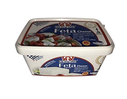 Dodoni Feta Cheese 14 oz ()