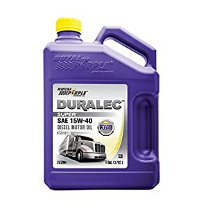 Royal Purple 04154 15W40 Oil