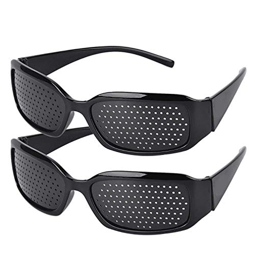 B bangcool 2-Pack Vision Correction Glasses Anti-Fatigue Glasses Vision Care Eyesight Improver Glasses (2pc) from B bangcool