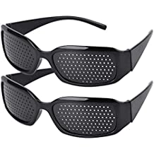 B bangcool 2-Pack Vision Correction Glasses Anti-Fatigue Glasses Vision Care Eyesight Improver Glasses (2pc)