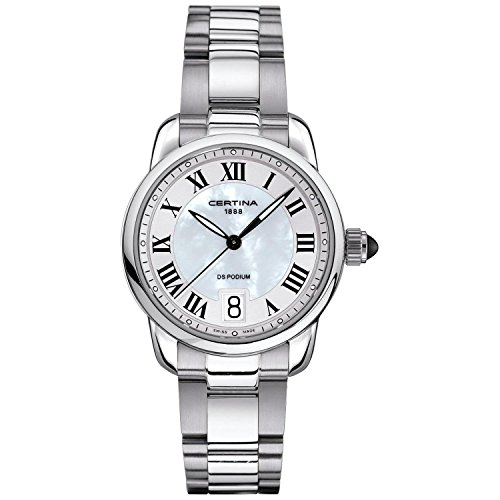 Womans watch RELOJ CERTINA DS PODIUM ESF.NACAR C0252101111800