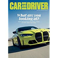 4-Year (40 Issues) of Car and Driver Magazine Subscription