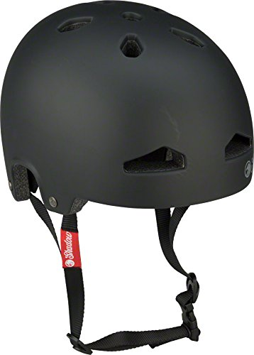 The Shadow Conspiracy FeatherWeight Helmet: Matte Black SM/MD