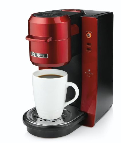 Mr. Coffee BVMC-KG2R-001 Single Serve Coffee Brewer