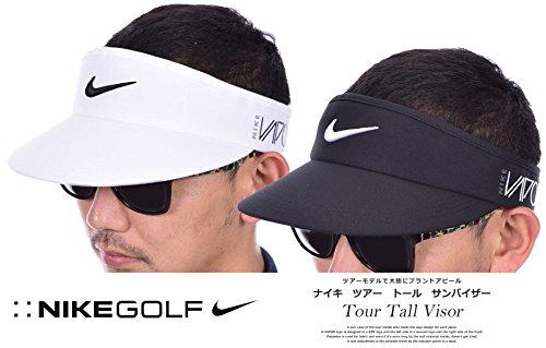 f7d515390 Nike Men's Tall Performance Golf Visor 639685 White Adjustable - Buy ...