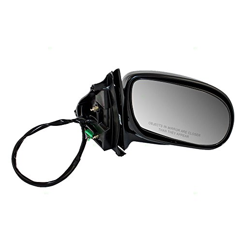 - Passengers Power Side View Mirror Heated Memory Replacement for Buick Park Avenue 25739836