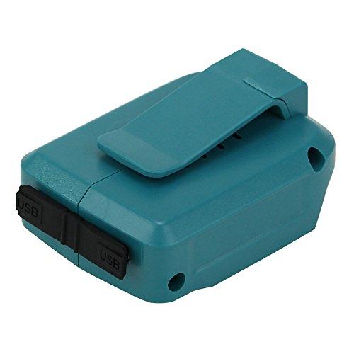 USB Power Charger Adapter Converter for MAKITA ADP05 14-18V Li-ion Battery BC678