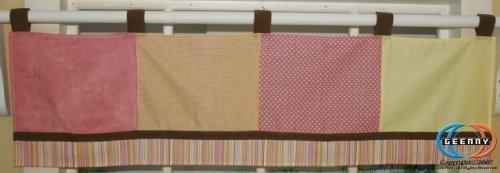 - GEENNY Window Valance For Boutique Animal Park 13 PCS Crib Bedding Set