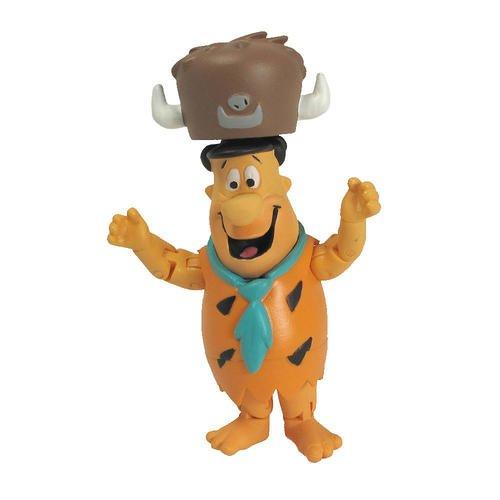 Hanna Barbera Flintstones 3 Inch Action Figure - Fred -