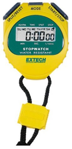Extech Instruments Stopwatch with Nist