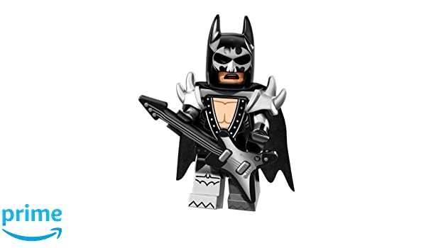 Lego La Batman película Glam Metal batman: Amazon.es ...